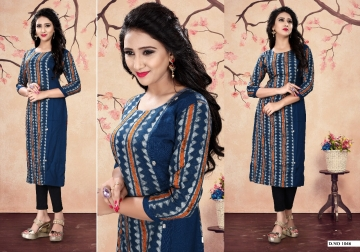 STUDIO KARISHMA SUMMER WEAR FANCY KURTIS WHOLESALE PRICE (11) JPG