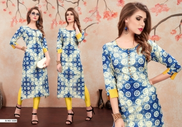 STUDIO KARISHMA SUMMER WEAR FANCY KURTIS WHOLESALE PRICE (9) JPG