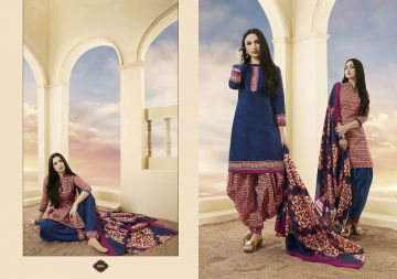 SWEETY FASHION NON STOP VOL 30 PATIALA SUITS WHOLESALE PRICE (4) JPG