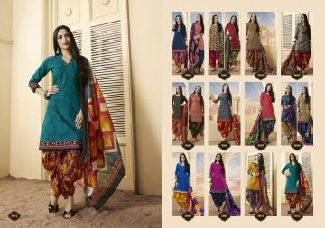 SWEETY FASHION NON STOP VOL 30 PATIALA SUITS WHOLESALE PRICE (5) JPG