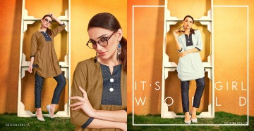 SWEETY FASHION OUT FIT PRINTED KURTIS WHOLESALE SUPPLIER (3) JPG