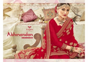 Triveni Abhinandan Saree Wholesale Supplier (2)