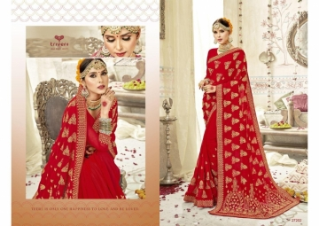 Triveni Abhinandan Saree Wholesale Supplier 27202