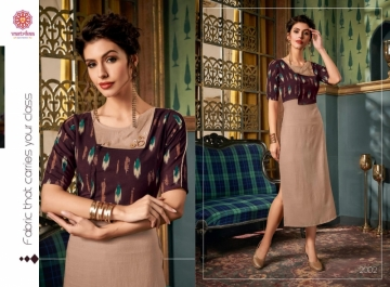 VASTRIKAA FROST RAYON FANCY WEAR JACKETS AND KURTIS WHOLESALE PRICE(6)JPG