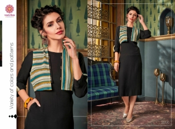 VASTRIKAA FROST RAYON FANCY WEAR JACKETS AND KURTIS WHOLESALE PRICE(8)JPG