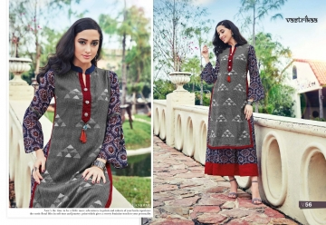VASTRIKAA PLUSH VOL 2 GEORGETTE KURTI WHOLESALE PRICE(5)JPG