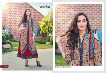 VASTRIKAA PLUSH VOL 2 GEORGETTE KURTI WHOLESALE PRICE(6)JPG