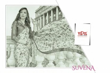VIPUL FASHION SUVENA TRENDY GEORGETTE PARTY WEAR SAREES WHOLESALE SUPPLIER PRICE(10)JPG