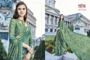 VIPUL FASHION SUVENA TRENDY GEORGETTE PARTY WEAR SAREES WHOLESALE SUPPLIER PRICE(11)JPG