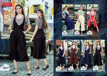 WANNA PARKER RAYON JUMP KURTIS WHOLESALE PRICE (6) JPG