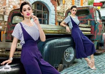 WANNA PARKER RAYON JUMP KURTIS WHOLESALE PRICE (7) JPG