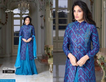 YOUR CHOICE GORGEOUS COTTON WESTERN SALWAR SUITS WHOLESALE PRICE (4) JPG