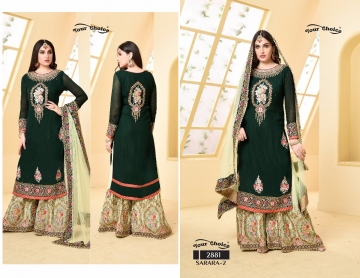 YOUR CHOICE SARARA VOL 2 HEAVY GEORGETTE PALAZZO STYLE SALWAR KAMEEZ WHOLESALE PRICE (3) JPG