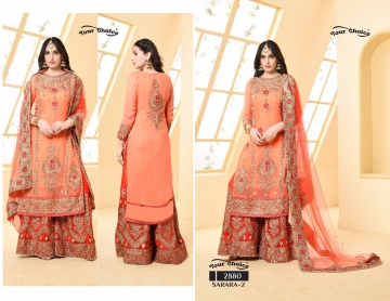 YOUR CHOICE SARARA VOL 2 HEAVY GEORGETTE PALAZZO STYLE SALWAR KAMEEZ WHOLESALE PRICE (4) JPG