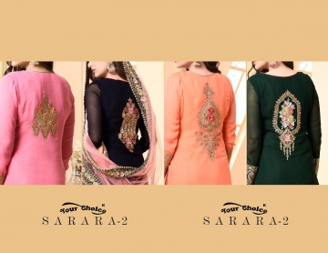 YOUR CHOICE SARARA VOL 2 HEAVY GEORGETTE PALAZZO STYLE SALWAR KAMEEZ WHOLESALE PRICE (5) JPG