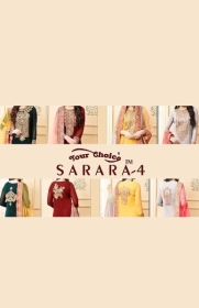 YOUR CHOICE SARARA VOL 4 PARTY WEAR EMBROIDED SUITS WHOLESALE SUPPLIER SURAT (1) JPG